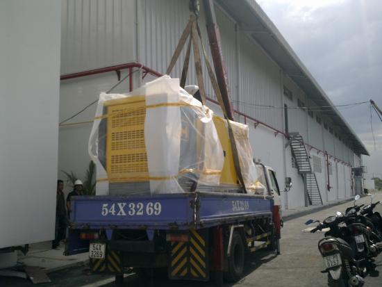 Dự án KCN Tân Bình,HCM