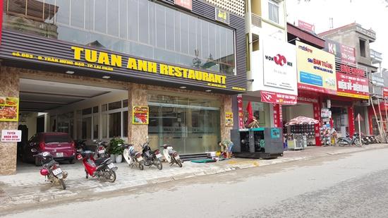 Dự Án Nhà Hàng Tuấn Anh, Lai Châu
